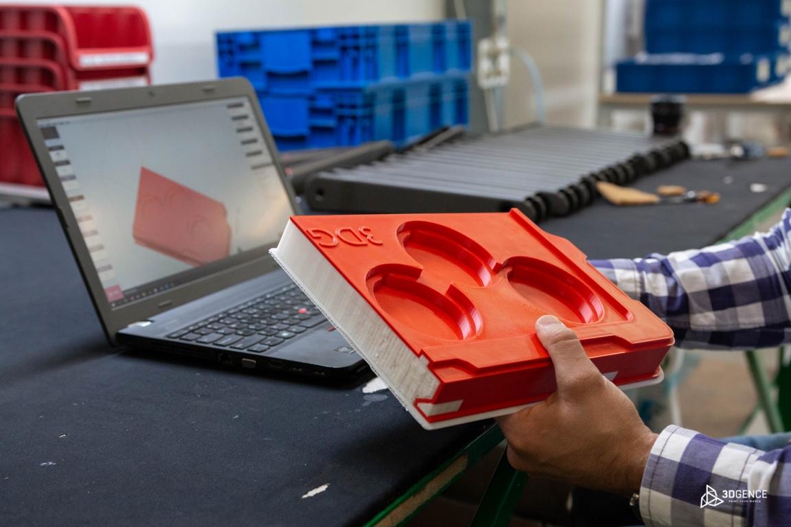 [Fallstudie] 3D-Druck in der Kunststoffverarbeitung