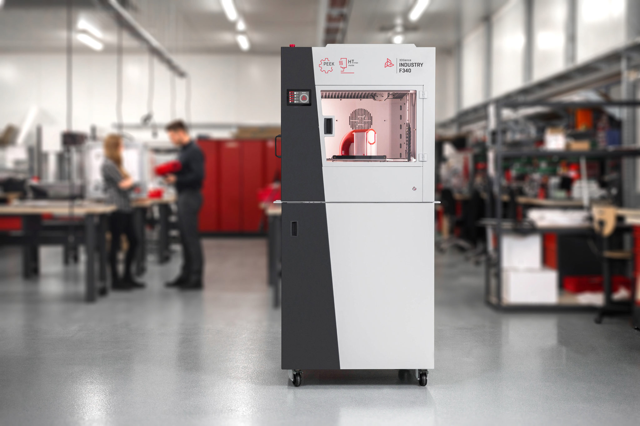 10 applications of industrial 3D printer