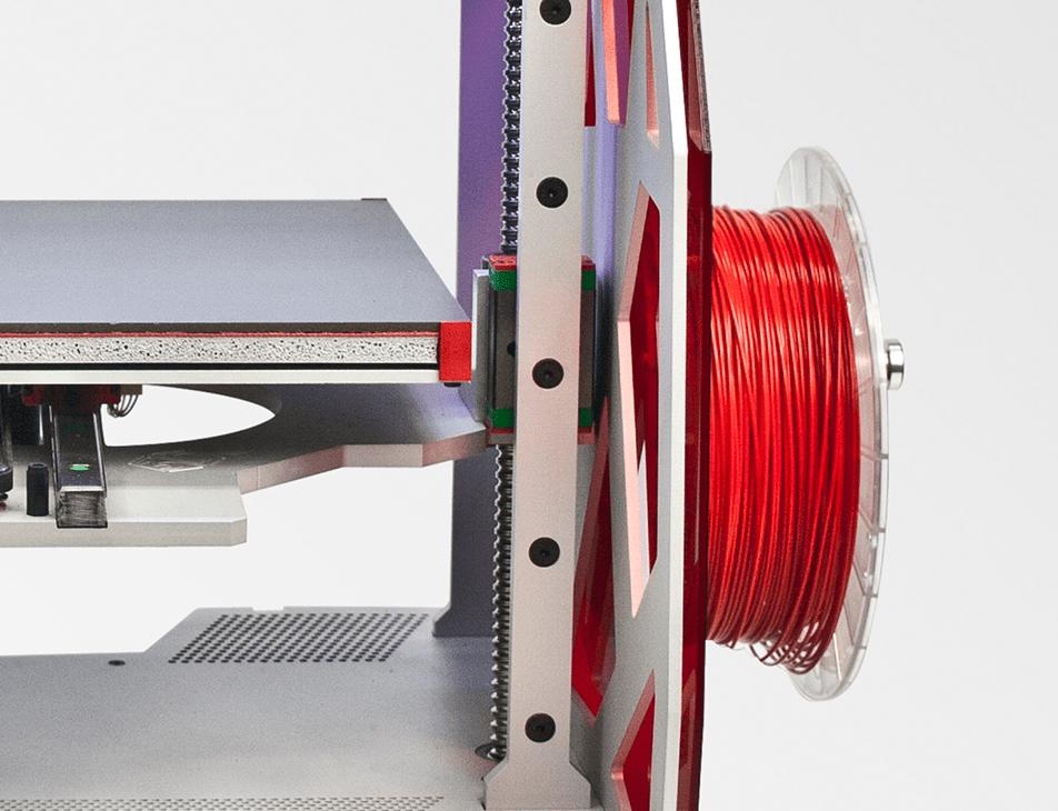 Fabrication building printing equipment