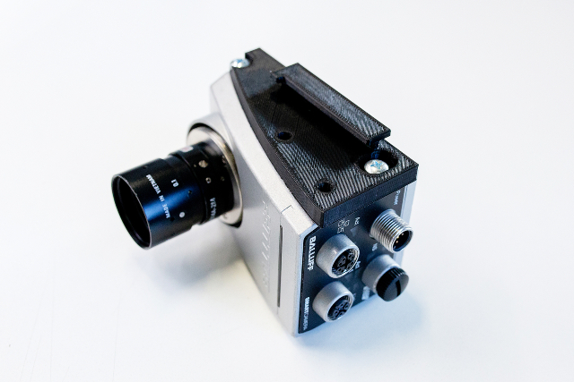 Balluff vision 3D printed camera
