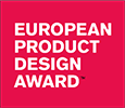 European Product Design Award Winners Badge